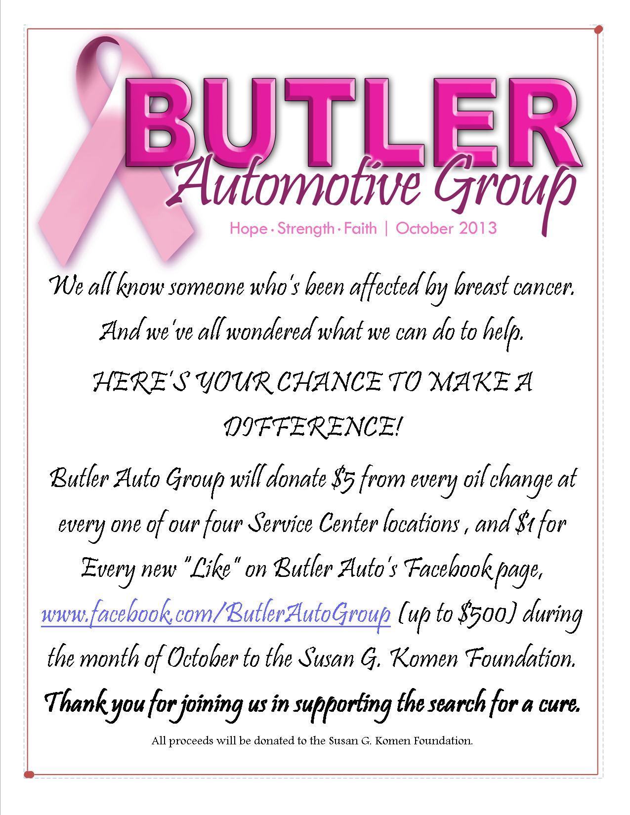 October 2013 Butler S Service Centers Blog